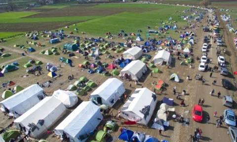 Ύπατη Αρμοστεία ΟΗΕ: Παραμένουν στην Ειδόμενη οι περισσότεροι πρόσφυγες
