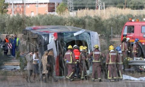 Τραγικό δυστύχημα με φοιτητές Erasmus (photos+video)
