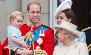 Έτσι φωνάζει ο πρίγκιπας Τζορτζ τη Βασίλισσα Ελισάβετ
