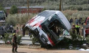 Φοιτήτρια από το Βόλο τραυματίας στο πολύνεκρο δυστύχημα της Ισπανίας