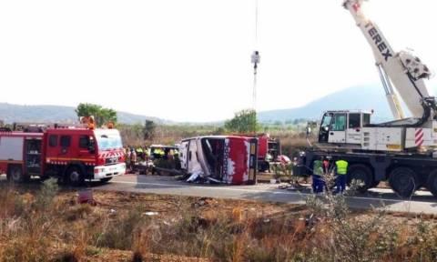 Σε κρίσιμη κατάσταση η Ελληνίδα φοιτήτρια του πολύνεκρου τροχαίου στην Ισπανία (vid)