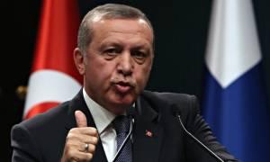 Ερντογάν: Η Τουρκία βιώνει ένα από τα χειρότερα κύματα τρομοκρατίας στην ιστορία της