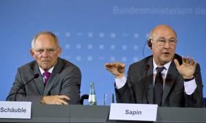 Σόιμπλε και Σαπέν «βλέπουν» πρόοδο στις μεταρρυθμίσεις