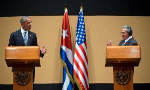 Συνάντηση Ομπάμα - Ραούλ Κάστρο: Κοινός δρόμος παρά τις διαφορές