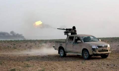 Συρία: Σφοδρές μάχες μεταξύ τζιχαντιστών και Σύρων στρατιωτών