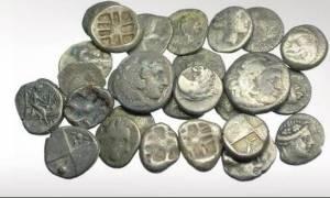 Συνελήφθησαν 4 για λαθρανασκαφές σε αρχαιολογικό χώρο της Αρκαδίας