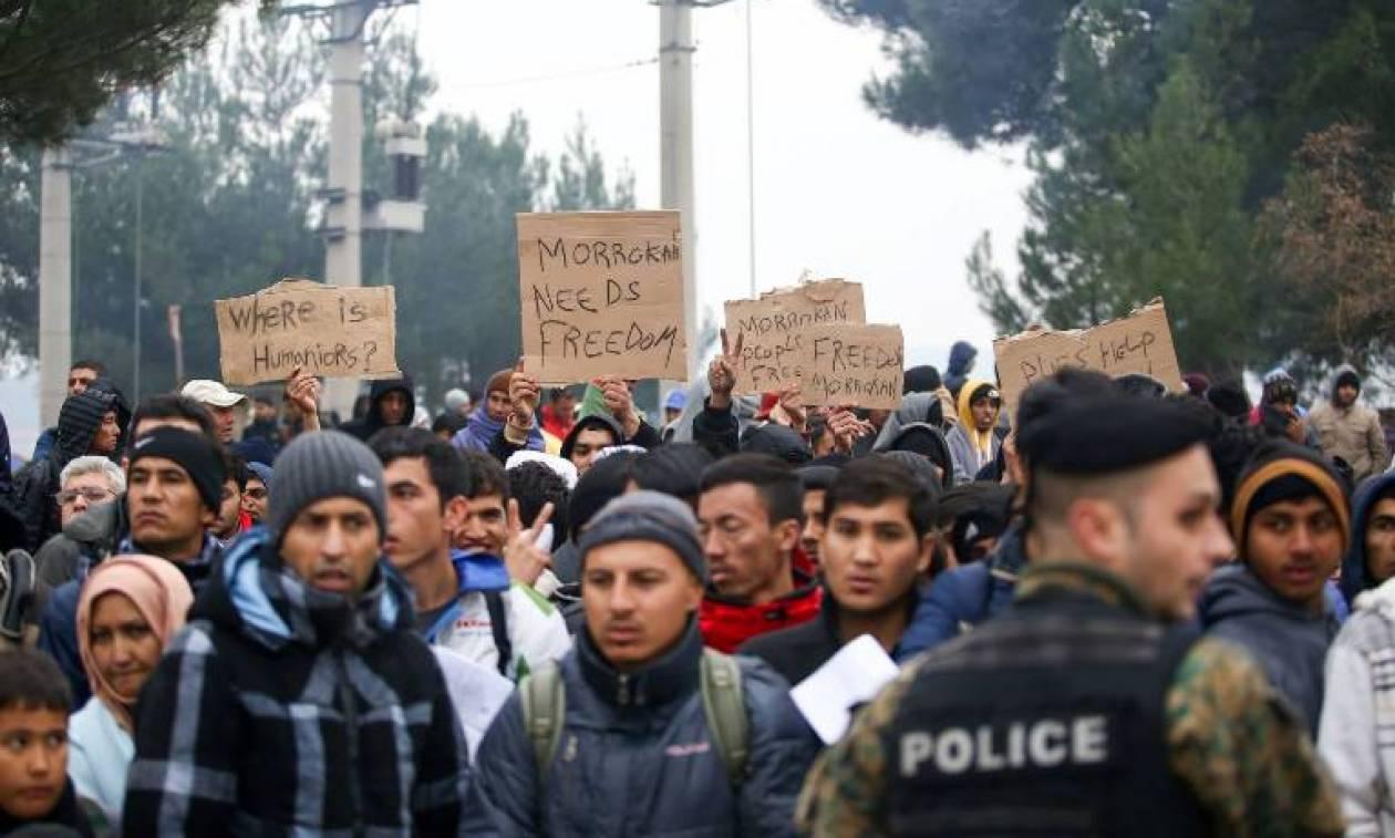 Μετεγκατάσταση προσφύγων από Ελλάδα και Ιταλία ξεκινά η Σλοβενία