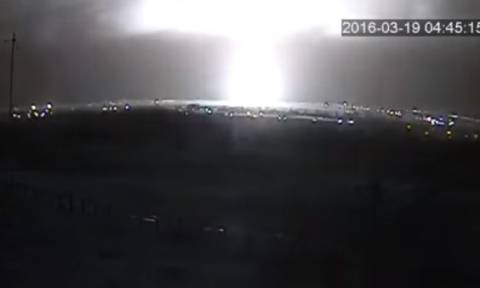 Συντριβή αεροσκάφους Ρωσία: Νέο συγκλονιστικό βίντεο δημιουργεί ερωτήματα για την πτώση (vid)