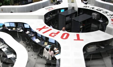Άνοιγμα με άνοδο στο χρηματιστήριο της Ιαπωνίας