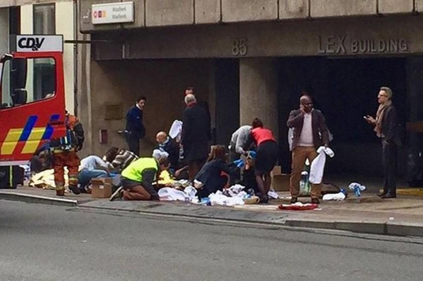 Τρομοκρατικές επιθέσεις στις Βρυξέλλες LIVE: Δεκάδες νεκροί σε αεροδρόμιο και μετρό