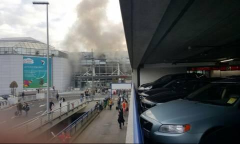 Τρομοκρατικές επιθέσεις στις Βρυξέλλες: Δεκάδες νεκροί σε αεροδρόμιο και μετρό