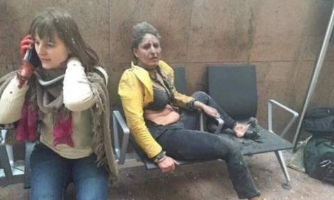 Εκρήξεις Βρυξέλλες - Αυτόπτες μάρτυρες: Είδαμε βόμβα στο check - in των αναχωρήσεων