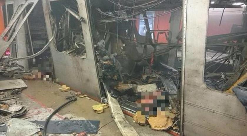Εκρήξεις Βρυξέλλες: Νέα έκρηξη στον σταθμό του Μετρό Μάλμπεκ κοντά στα γραφεία της Κομισιόν