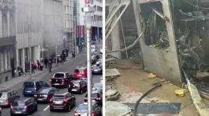 Βρυξέλλες: Εκρήξεις σε δύο σταθμούς του Μετρό - Τουλάχιστον 20 νεκροί