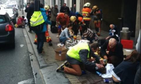 Εκρήξεις Βρυξέλλες: Πληροφορίες για δέκα νεκρούς στις εκρήξεις του μετρό