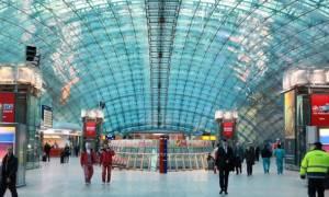Εκρήξεις Βρυξέλλες: Ενισχύονται τα μέτρα ασφαλείας στο αεροδρόμιο της Φρανκφούρτης