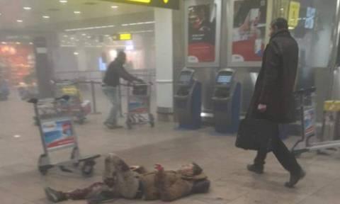 Τρομοκρατικές επιθέσεις Βρυξέλλες LIVE BLOG: Μακελειό στην καρδιά της Ευρώπης