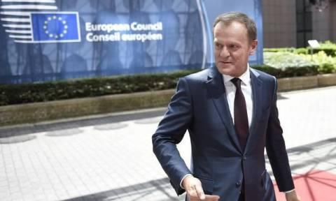 Τρομοκρατικές επιθέσεις Βρυξέλλες: «Συγκλονισμένος» ο Τουσκ