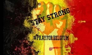 Τρομοκρατικές επιθέσεις Βρυξέλλες: Παγκόσμιος θρήνος με το #prayforbelgium