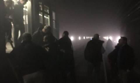 Τρομοκρατικές επιθέσεις Βρυξέλλες: Στα χρώματα του Βελγίου ο Πύργος του Άιφελ