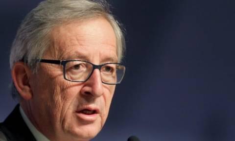 Γιούνκερ: «Σήμερα οι Βρυξέλλες, χθες το Παρίσι - Ολόκληρη η Ευρώπη είναι ο στόχος»