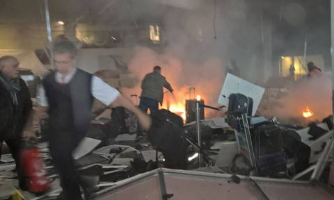 Βρυξέλλες: Τρεις Αμερικανοί ιεραπόστολοι και ένας στρατιωτικός ανάμεσα στους τραυματίες