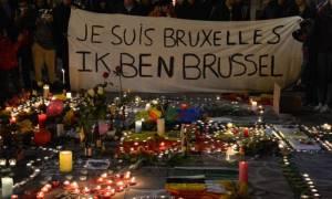 Οι Βρυξέλλες αψηφούν τον τρόμο και στέλνουν μηνύματα ειρήνης (pics+vids)