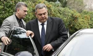 Καμμένος «αδειάζει» Τόσκα και Βίτσα: Ο ελληνικό στρατός και οι Ένοπλες Δυνάμεις δεν είναι catering