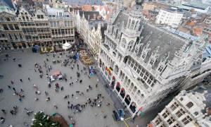 Βρυξέλλες, 23 Μαρτίου 2016, ώρα 8 το πρωί - Η φωτογραφία που πρέπει να δεις!