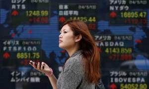Αναθεώρηση εκτιμήσεων στην Ιαπωνία και καθοδικοί κίνδυνοι
