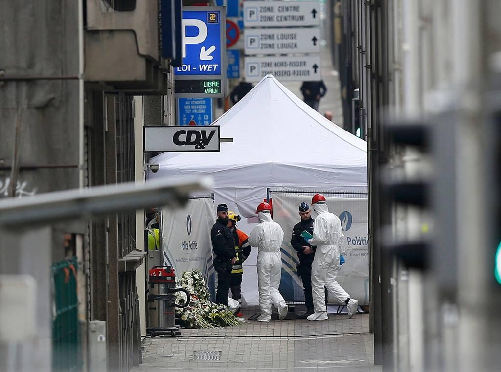 Τρομοκρατικές επιθέσεις Βρυξέλλες  Η ισχυρότερη βόμβα δεν εξερράγη (Pics   Vids) fc875e62262