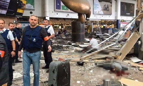 Τρομοκρατικές επιθέσεις Βρυξέλλες: Η ισχυρότερη βόμβα δεν εξερράγη (videos+photos)