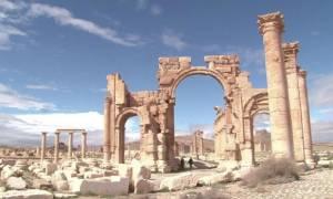 Ανακαταλαμβάνουν την Παλμύρα οι δυνάμεις του Άσαντ