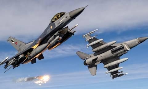 Τουρκία: Η Πολεμική Αεροπορία έπληξε στόχους των ανταρτών του PKK