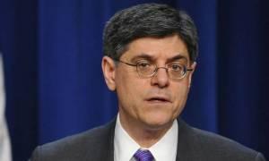 Τζακ Λιου: Ελάφρυνση του ελληνικού χρέους αλλιώς το ΔΝΤ δεν θα συμμετέχει στο πρόγραμμα βοήθειας