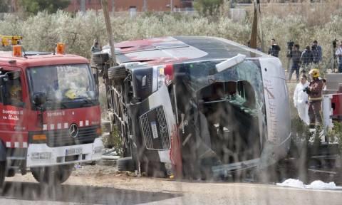 Ισπανία: Πού αποδίδει η αστυνομία το δυστύχημα με το τουριστικό λεωφορείο