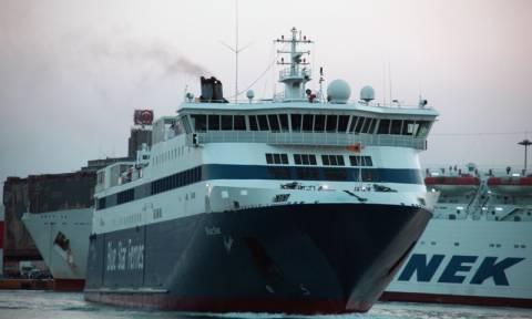Κανονικά πραγματοποιούνται τα δρομολόγια των πλοίων - Κλειστό το Ρίο - Αντίρριο