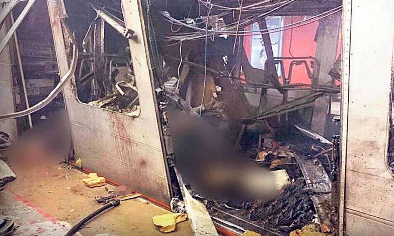 Τρομοκρατικές επιθέσεις Βρυξέλλες: Καταζητείται και δεύτερος δράστης από την επίθεση στο μετρό (Vid)
