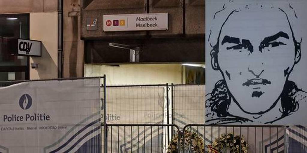 Τρομοκρατικές Επιθέσεις Βρυξέλλες: Δείτε το σκίτσο του δεύτερου δράστη της επίθεσης στο μετρό