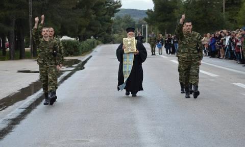 Τελετές Ορκωμοσίας Νεοσύλλεκτων Οπλιτών της 2016 Β΄ ΕΣΣΟ (pics)