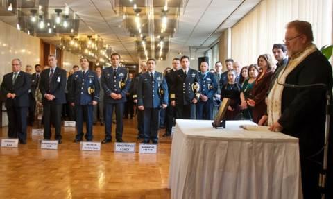 Πολεμική Αεροπορία: Παράδοση-Παραλαβή της Διοίκησης της ΥΠΑΕΑΒ (pics)