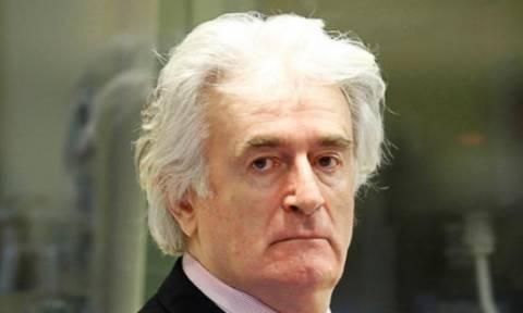 Ένοχος για γενοκτονία ο Κάρατζιτς - 40 χρόνια ποινή φυλάκισης