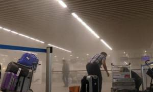 Τρομοκρατικές επιθέσεις: Κλειστό το αεροδρόμιο των Βρυξελλών μέχρι την Κυριακή