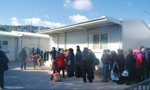 Λέσβος: Ενισχύεται με 17 αστυνομικούς της Frontex to hotspot της Μόριας