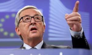 Γιουνκέρ: Κανείς να μην κουνάει το δάχτυλο στους Βέλγους