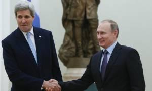 Η Συρία στο επίκεντρο της συνάντησης Κέρι - Πούτιν και τα «πειράγματα»