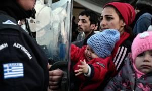 Λάρισα: 390 πρόσφυγες και μετανάστες μεταφέρθηκαν στο στρατόπεδο Ευθιμιοπούλου