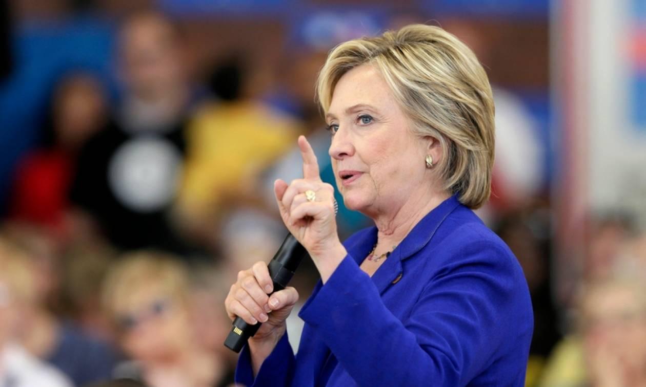 Καταγγελία - «βόμβα»: «Ιδρυτικό μέλος του ISIS η Χίλαρι Κλίντον»