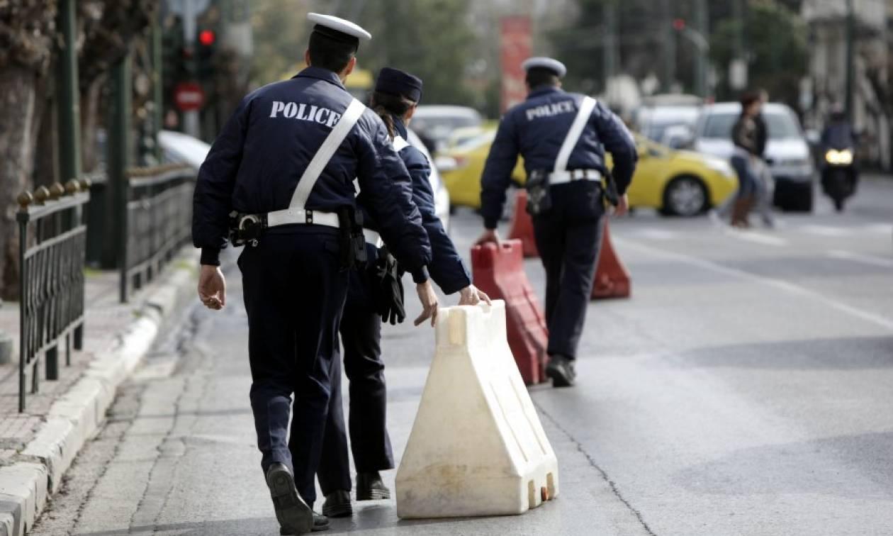 25η Μαρτίου: Ποιοι δρόμοι κλείνουν στην Αθήνα με αφορμή την Εθνική Επέτειο