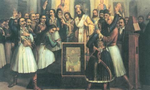 Μια μικρή ιστορική αναδρομή στην Επανάσταση της 25ης Μαρτίου 1821